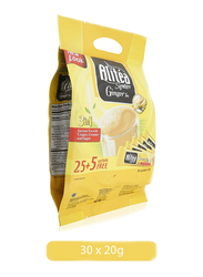 Alitea Signature 3-in-1 Instant Ginger Tea, 30 Sticks x 20g