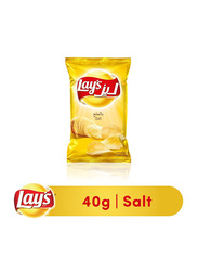 Lay's Salted Potato Chips, 40g