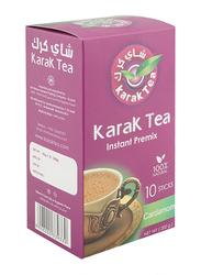 Karak Tea Cardamom Instant Premix, 10 Sticks x 20g