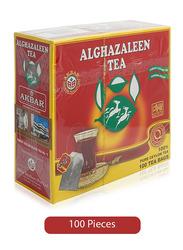 Al Ghazaleen 100% Pure Ceylon Tea, 100 Tea Bags x 4.54g