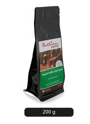 Mattina Classic Blend Turkish Coffee with Cardamom, 200g