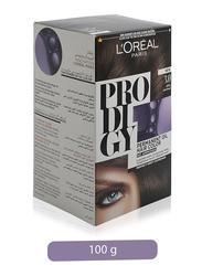 L'Oreal Paris Prodigy Permanent Oil Hair Color, 3.0 Kohl, 100gm