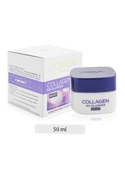 L'Oreal Paris Collagen Anti-Ageing Night Cream, 50ml