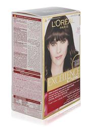 L'Oreal Paris Excellence Creme Hair Color, 3.0 Dark Brown, 100gm