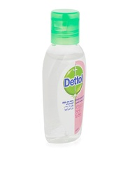 Dettol Skincare Anti-Bacterial Instant Hand Sanitizer, 50ml