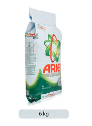 Ariel Automatic Original Scent Laundry Powder Detergent, 6 Kg