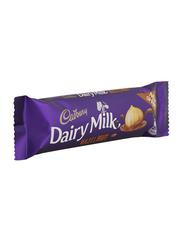 Cadbury Hazelnut Dairy Milk Chocolate, 1 Piece x 37g
