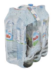 Gulfa Perfecting The Balance Drinking Water, 6 Bottles x 1.5 Liter