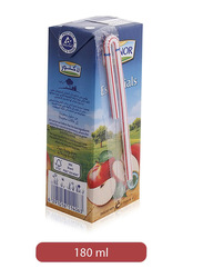 Lacnor Essentials Apple Juice Drink, 180ml