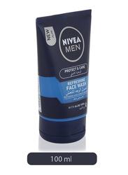 Nivea Men Protect & Care Refreshing Face Wash, 100ml