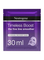 Neutrogena Timeless Boost Hydrogel Recovery Face Mask, 30ml