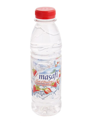 Masafi Strawberry Flavored Mineral Water, 500ml