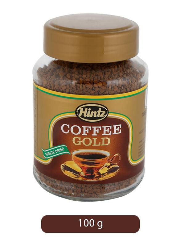 Hintz Gold Freeze Dried Instant Coffee, 100g