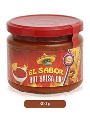 El Sabor Hot Salsa Dip, 300g