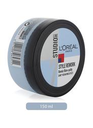 L'Oreal Paris Studio Line Spec Remix Fibre Putty for All Hair Types, 150ml