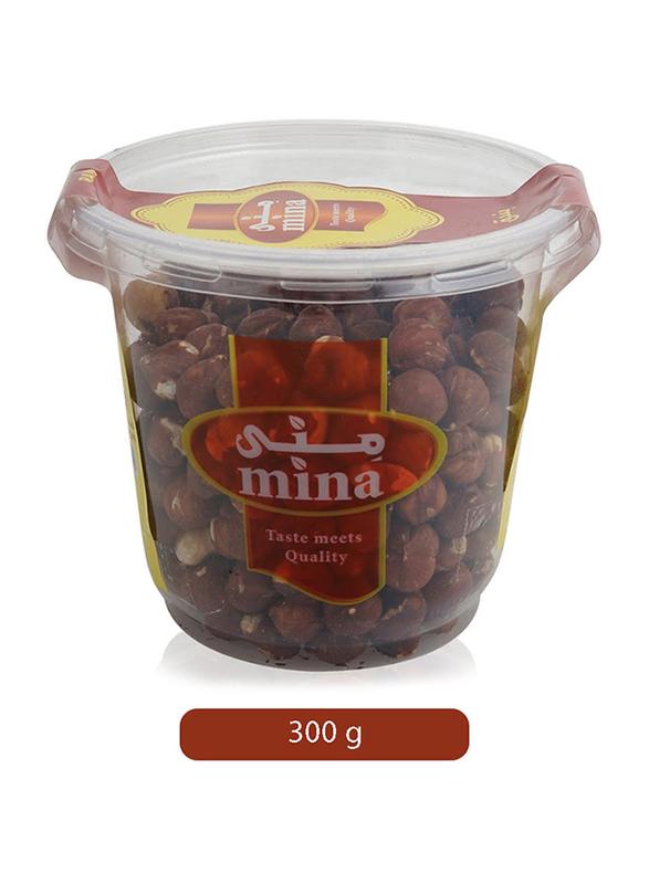 Mina Raw Hazelnuts, 300g