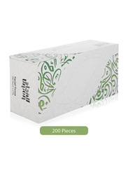 Union Facial Tissue, 200 Sheets x 2 Ply