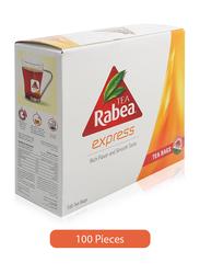 Rabea Express Tea Bags, 100 Bags x 2g