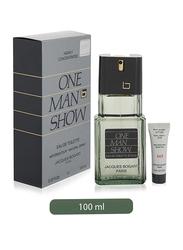 Jacques Bogart One Man Show Natural Perfume 100ml EDT for Men