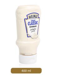 Heinz Creamy Caesar Salad Mayonnaise, 400ml
