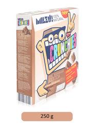 Milzu Cocoa Crunches Cereal, 250g