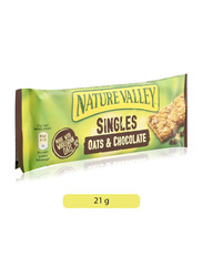 Nature Valley Single Oat & Chocolate Bar, 21g