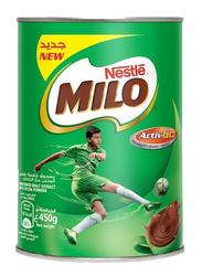 Nestle Milo Sweetened Malt Extract with Cocoa Powder, 450g