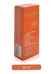 Beesline Ultrascreen Invisible Sunfilter Face Cream, 60ml