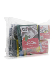 Union Floor Cleaning Tools & Accessories, 3 Pieces
