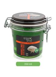 Organic Shop Body Firming Modeling Algae Bath Wash, 350ml