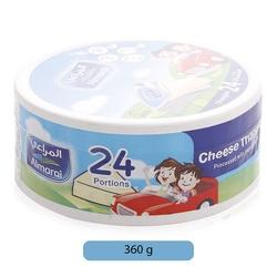 Almarai Triangle Cheese, 360 grams