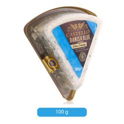 Castello Danish Blue Extra Creamy Cheese, 100 g