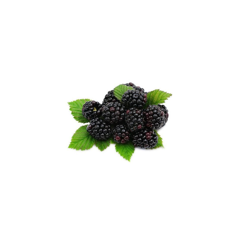 Black Berry Mexico, 125 grams Packet