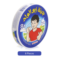 Regal Picon Triangle Cheese with 8 Portions, 120 g, 8 Pieces