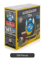 Al Ghazaleen Super Ceylon Earl Grey Tea, 100 Tea Bags x 2g