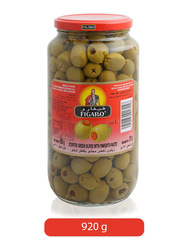 Figaro Stuffed Green Olives Pickles, 920g