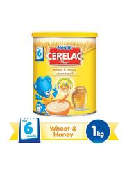 Nestle Cerelac Wheat & Honey Infant Cereal, 12265781, 1 Kg