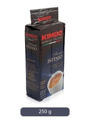 Kimbo Aroma Intensoground Coffee, 250g