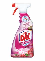DAC Wild Rose Multi Purpose Cleaner Spray, 1 Piece, 500ml