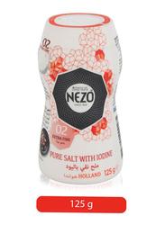 Nezo Extra Fine Pure Iodine salt, 125g