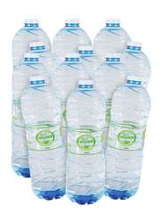 Union Drinking Water, 12 Bottles x 1.5 Liter