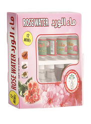 Quba Factory Rose Water, 30ml, 12 Pieces