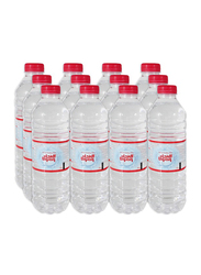 Union Natural Mineral Water, 12 Bottles x 500ml