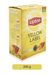 Lipton Yellow Label Black Tea, 200g