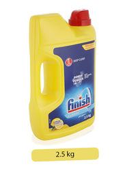 Finish Classic Lemon Power Dishwasher Liquid, 2.5 Kg