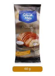 Grand Mills Premium Cheese Croissant, 60g