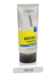 L'Oreal Paris Studio Line Mineral Control Invisi Gel for All Hair Types, 150ml