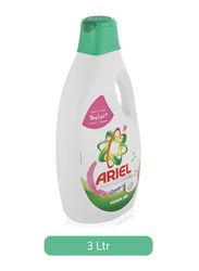 Ariel Automatic Touch of Freshness Downy Power Gel Laundry Detergent, 3 Liter