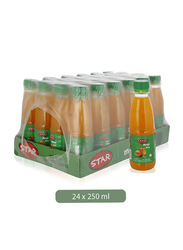 Star Mango Juice Drink, 24 Bottles x 250ml
