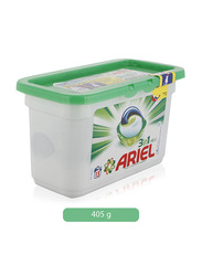Ariel 3 in 1 PODS Laundry Detergent, 15 Tablets x 27g
